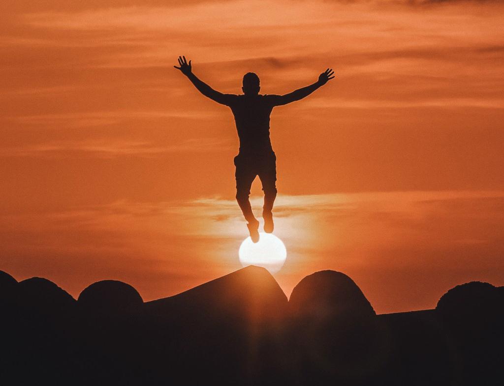 برای اینکه به موفقیت فردی در زندگی خود برسید باید تلاش کنید