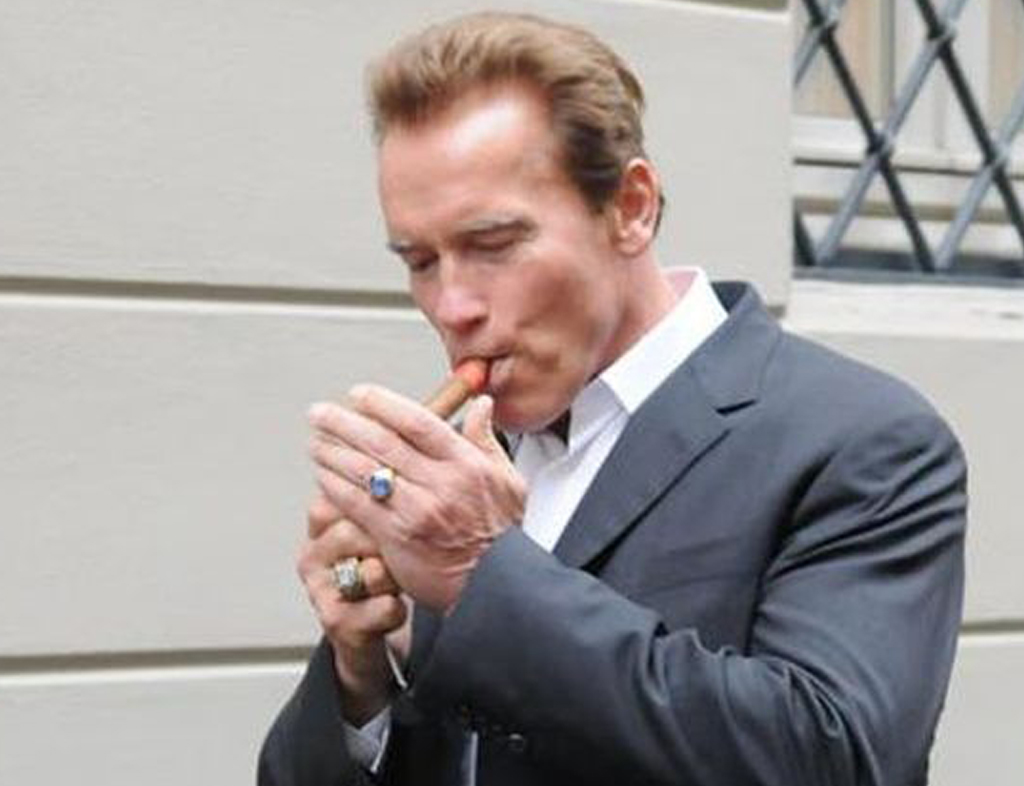 آرنولد قدرت از بین بردن محرک های بیرونی را داشت