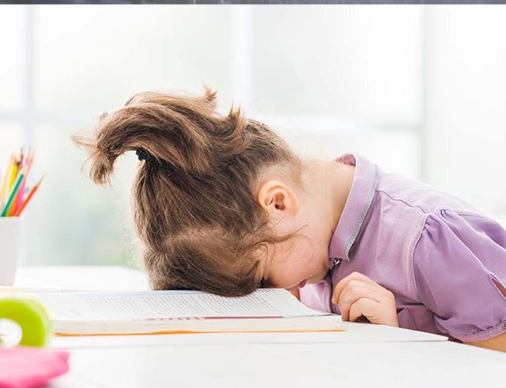 تاثیر استرس روی یادگیری