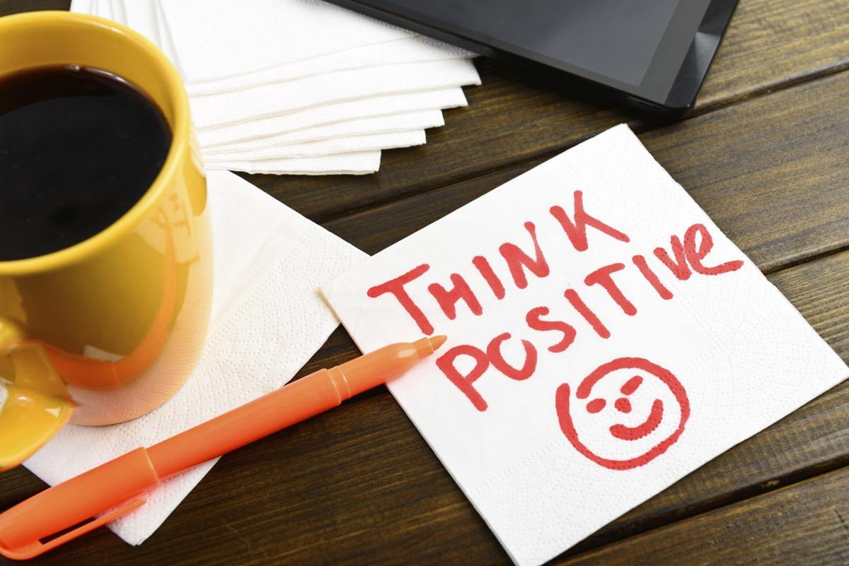 نقش تفکر مثبت در رسیدن به موفقیت