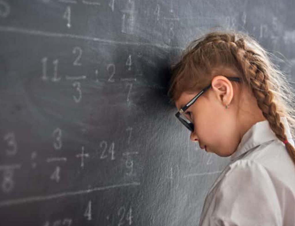 تاثیر استرس بر روی یادگیری