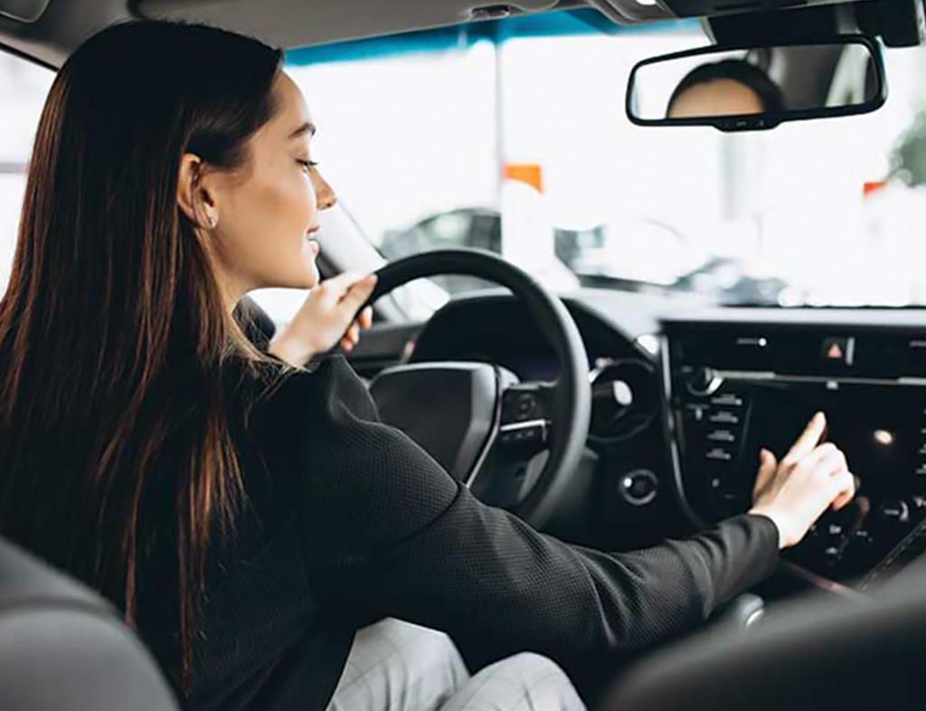 درمان استرس رانندگی