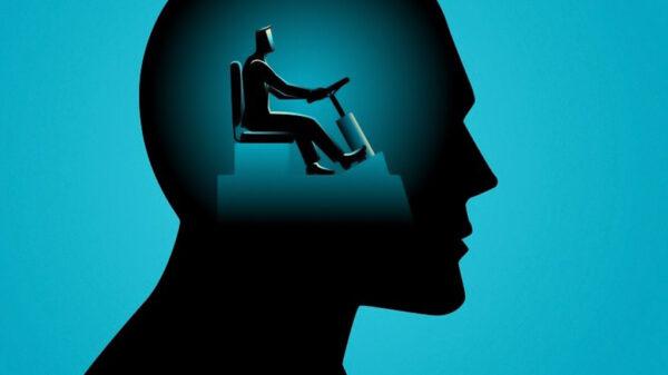 تو فقط روی ذهنت کنترل داری