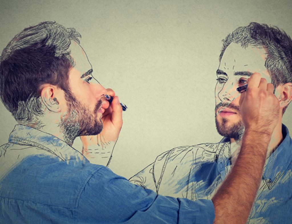 خودآگاهی و خودشناسی یعنی شناخت عمیق و دقیقی که از خودمان به دست میآوریم