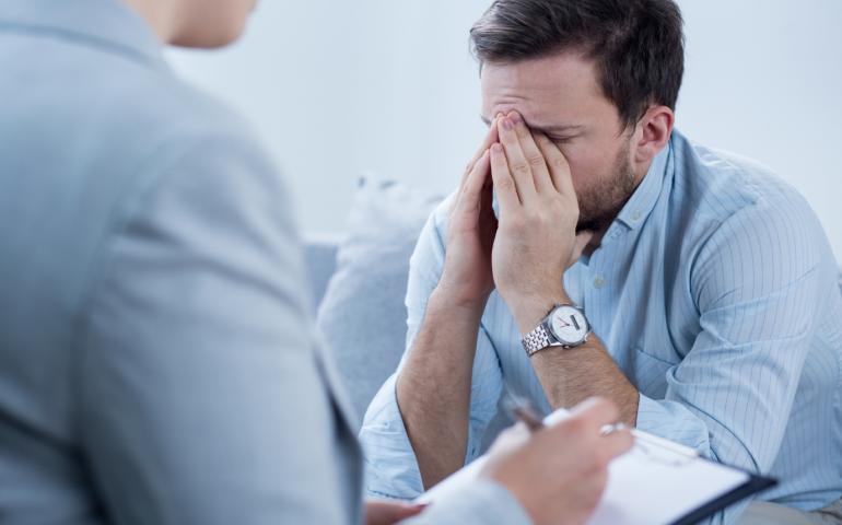 درمان افسردگی با افکار مثبت
