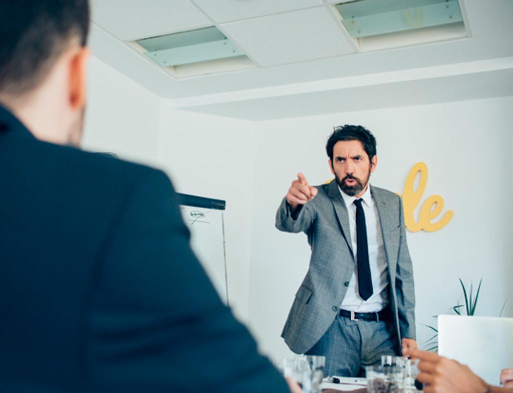 به دنبال راه حل مدیریت خشم باشید