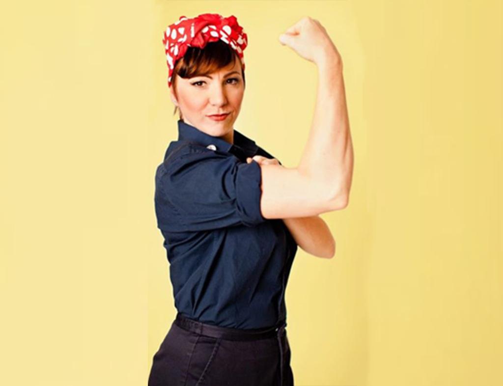 زنان قوی چه کسانی هستند؟