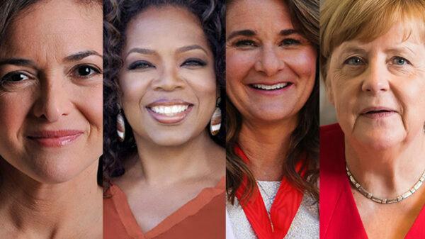 موفق ترین و قدرتمند ترین زنان در دنیا را بهتر بشناسید
