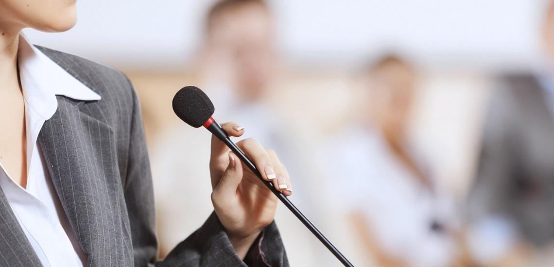 قبل از انجام سخنرانی خوب تمرین کنید