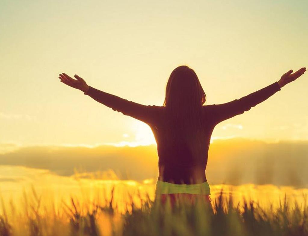 خوشحال بودن در زندگی