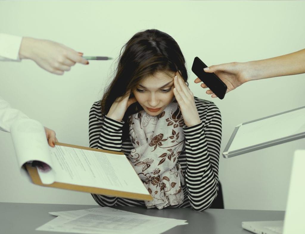 یکی از مهمترین علل افزایش استرس به دلیل وجود برخی از بیماریهاست