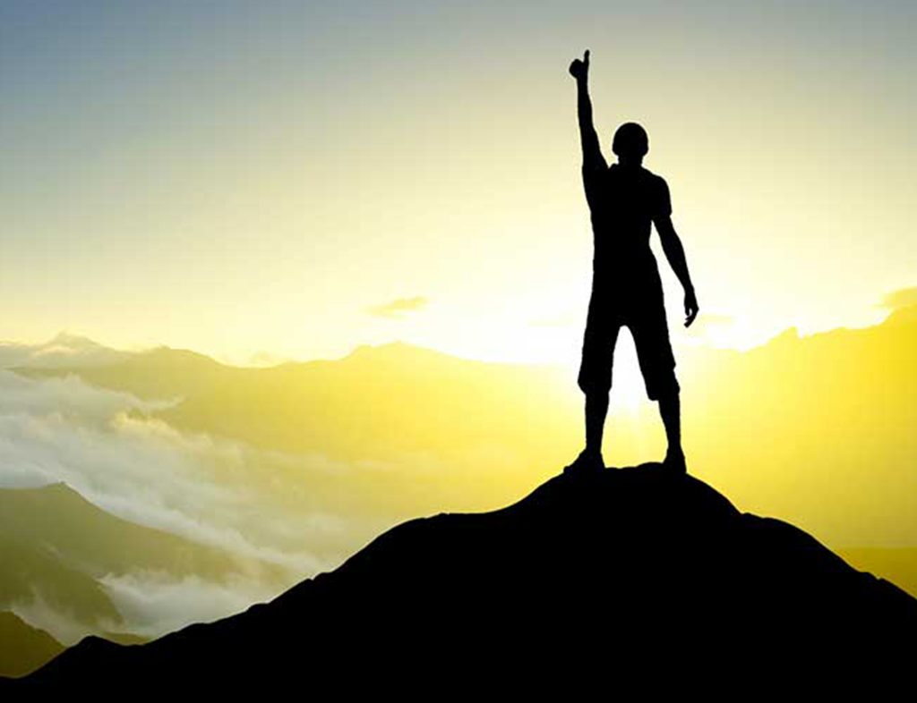 مسیر موفقیت رو باید به تنهایی طی کنی