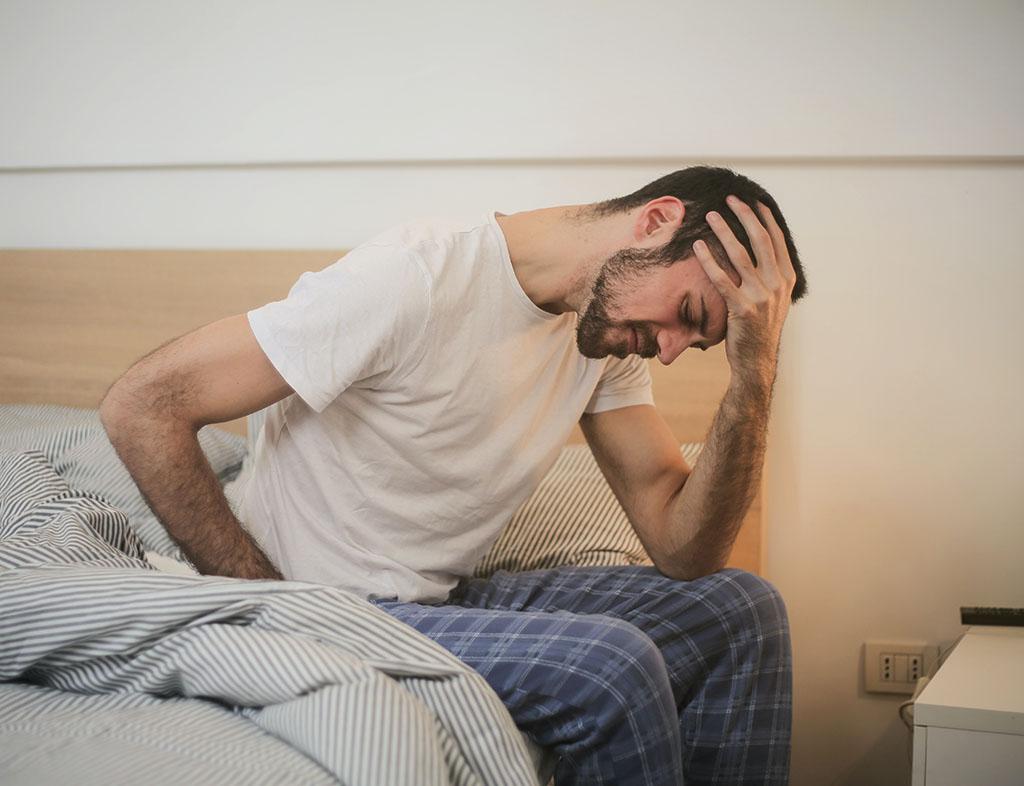 عوارض اضطراب بیش از حد