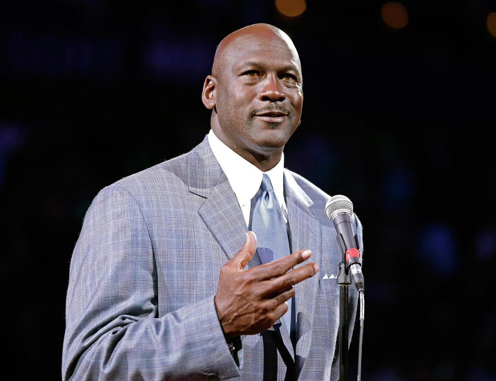 مایکل جردن اسطوره بسکتبال
