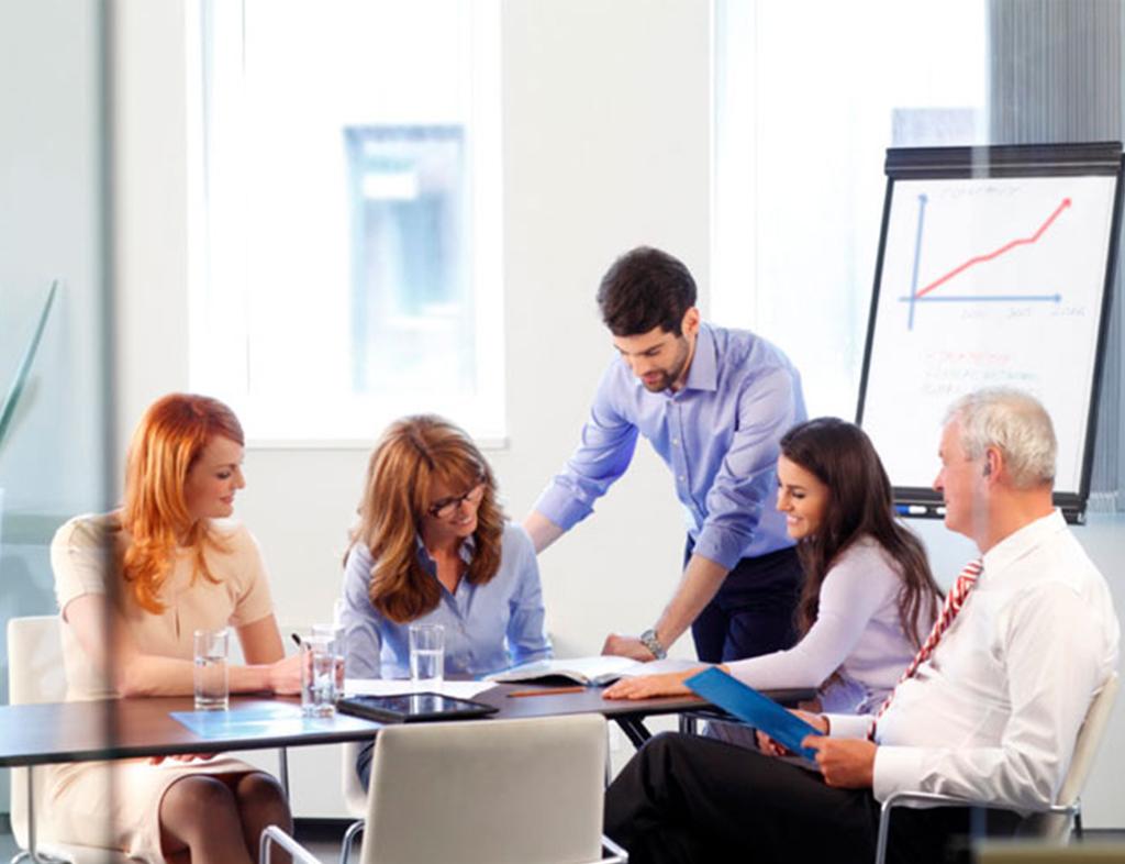 اعتماد به نفس هم از ویژگی رهبران و مدیران است.