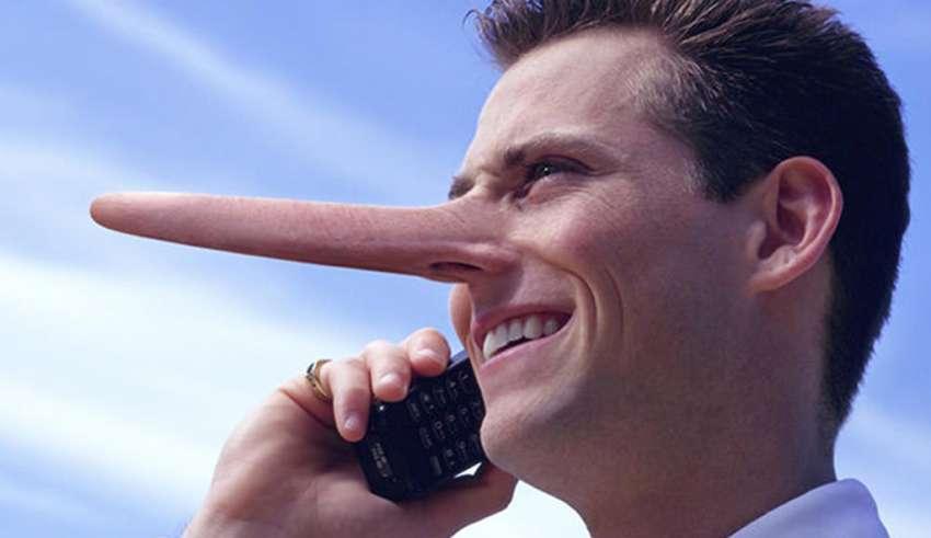 تشخیص افراد دروغگو با این روش ها