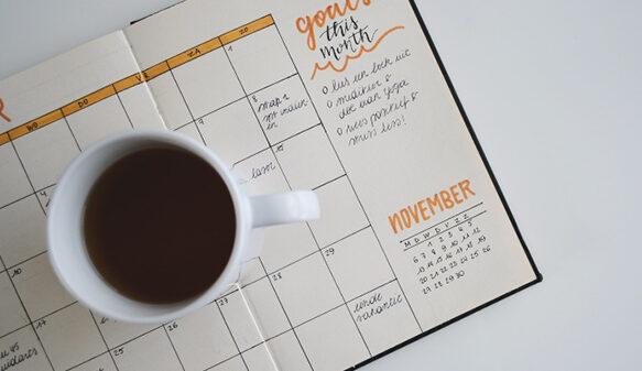 چگونه دفتر برنامه ریزی درست کنیم ؟ هدفمند زندگی کنید