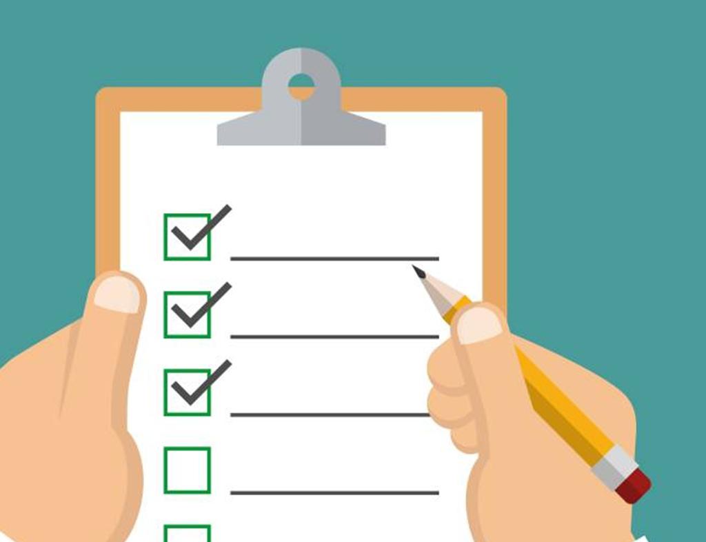 برای اینکه بتوانید لیست عادت های خوب را برای خود اجرا کنید
