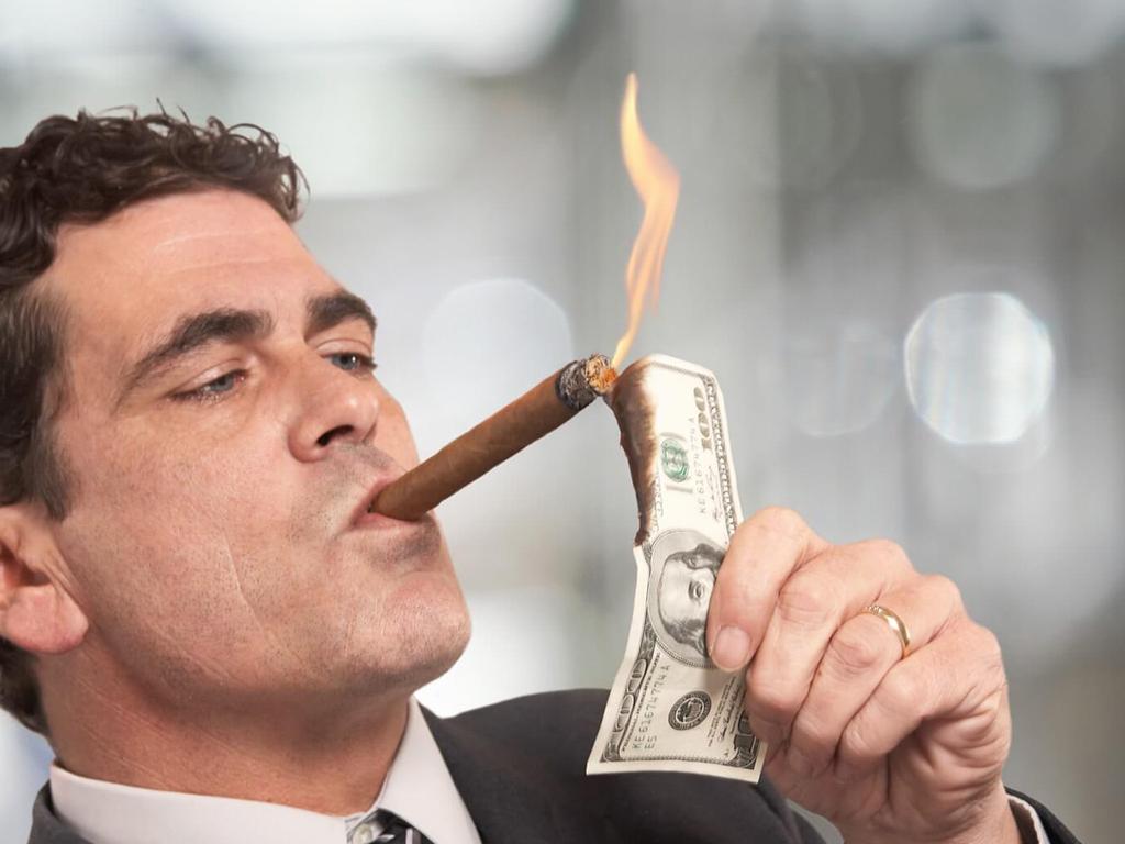 ثروتمندان پولدار