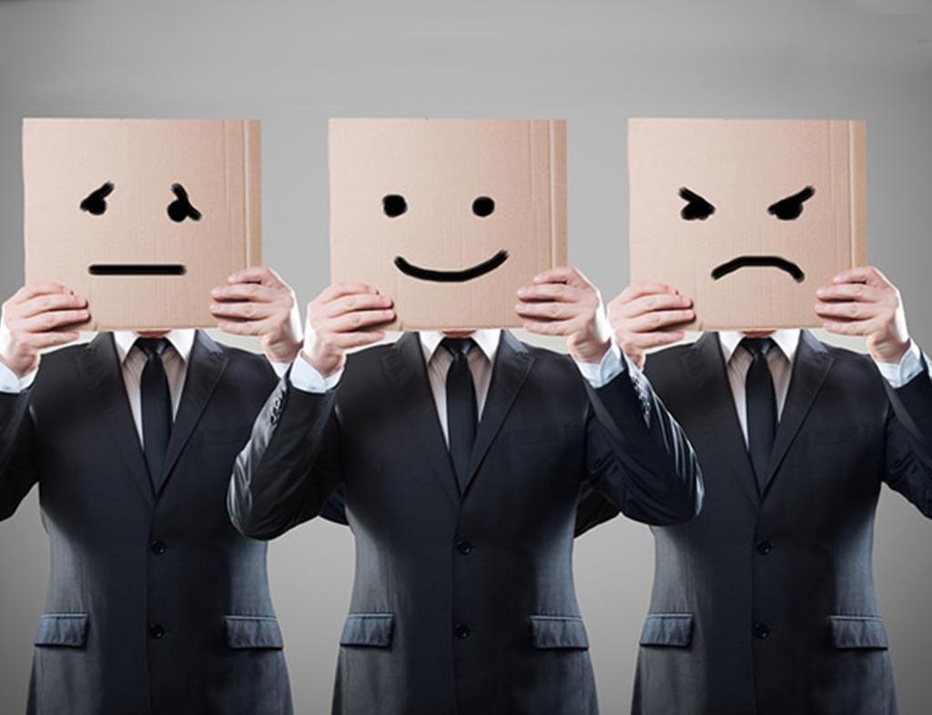 بهترین راه کنترل احساسات و افکار منفی