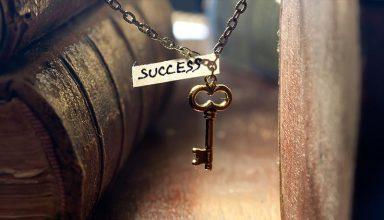 کلید طلایی موفقیت