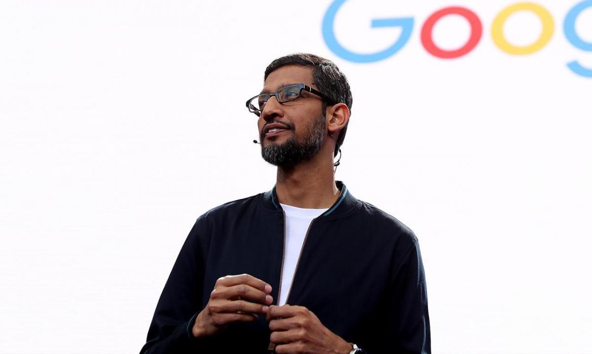 ساندرا پيچاى مديرعامل گوگل را بشناسيد