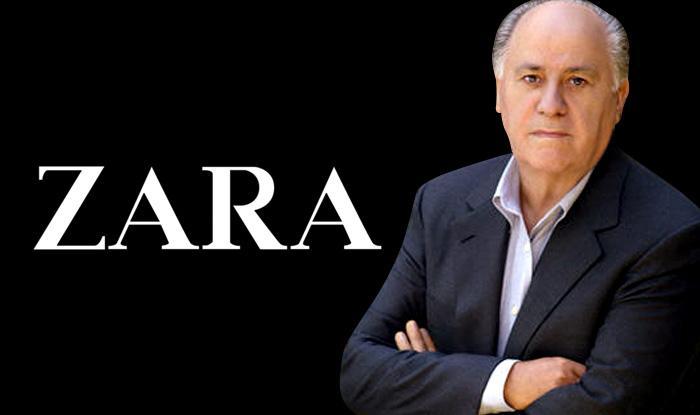 با صاحب برند Zara آشنا شوید