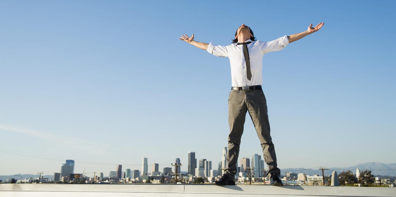 قانون چهل درصدی: راز ساده موفقیت