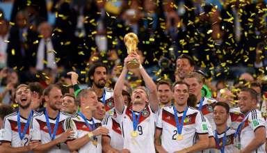 با جام جهانی : رسیدن به قهرمانی به سبک ستارگان دنیای فوتبال