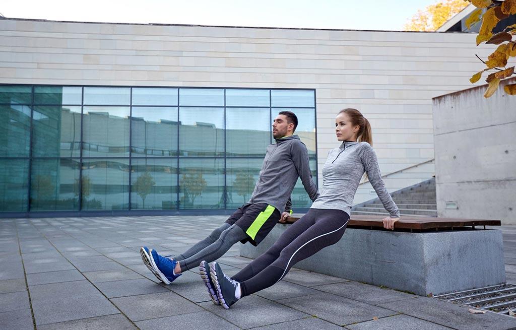 جلوگیری از افسردگی با ورزش