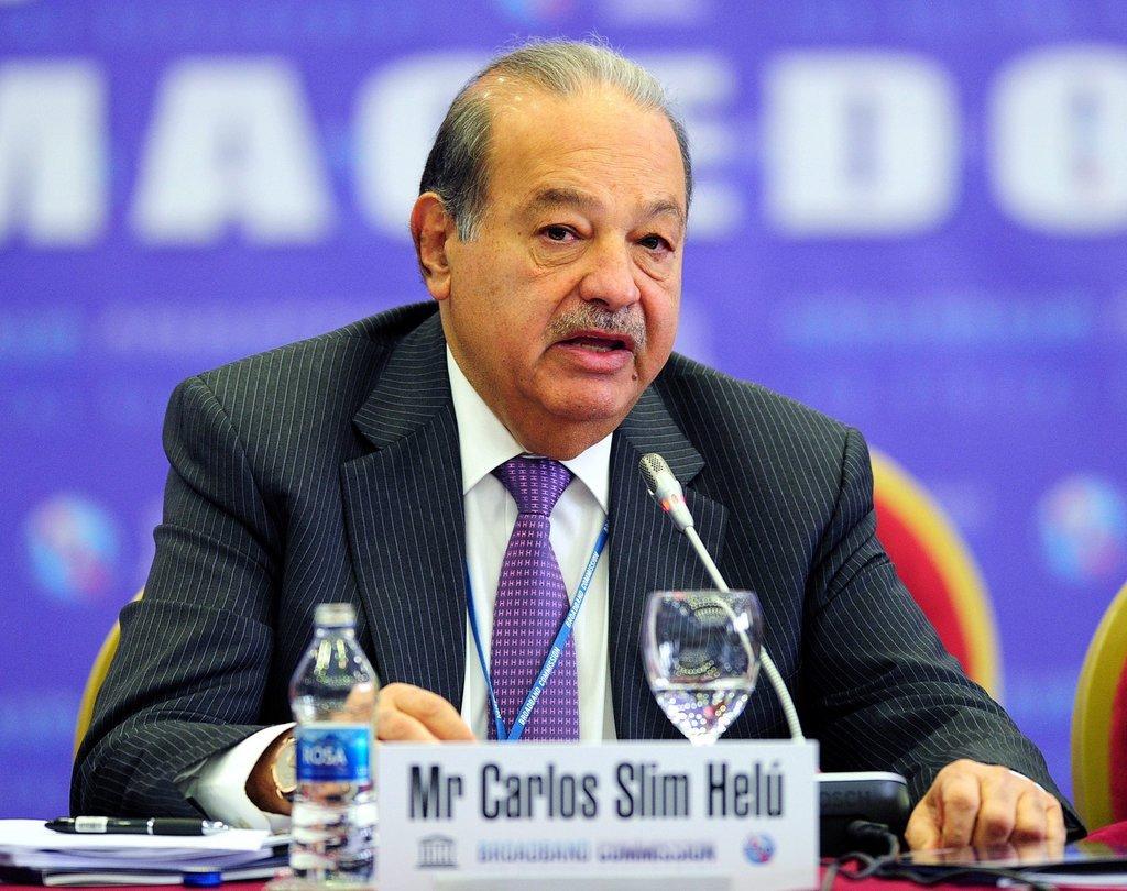 کارلوس اسلیم هلو، ثروتمند ترین مرد مکزیک