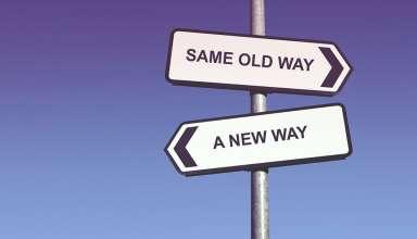 چرا نمیتونی تا آخر سر تصمیمات و تغییراتت بمونی؟