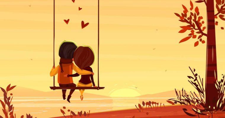 عشق یعنی رابطه پایدار
