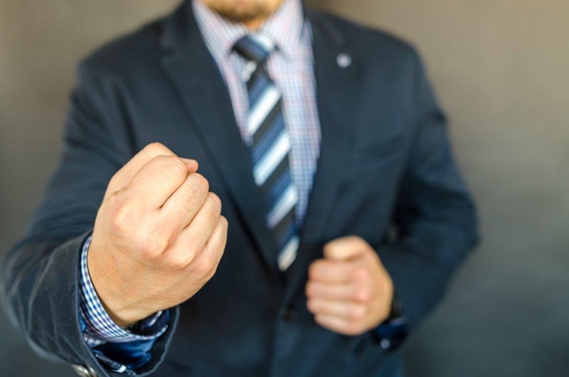 قدرت در دستان شما است - زبان بدن