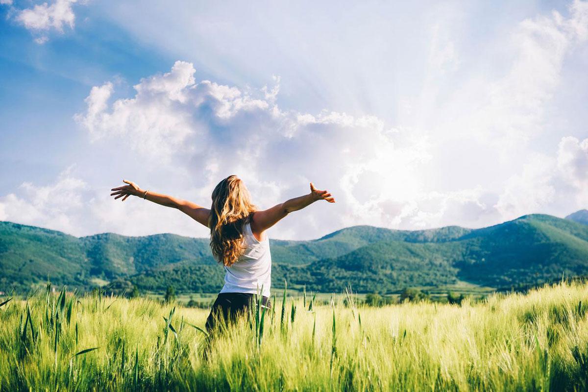 چگونه در زندگی مثبت اندیش باشیم؟